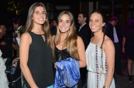 Maria jesus parro, Olivia garreaud y Paloma Echeverría