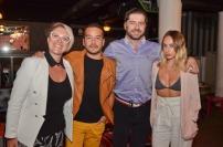 Alejandra Ricciulli, Leo de la Cerda, Raimundo Encina, Andrea Velasco