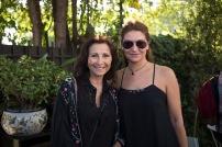 Bernardita Menchaca y Francisca Vives