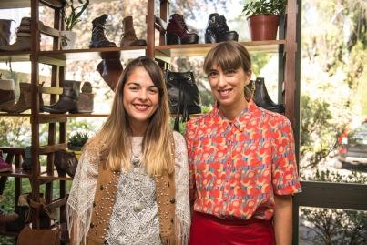 Catalina Sepulveda y Maria Eugenia Ibarra