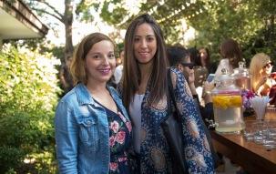 Javiera Peirano y Celine Mahou