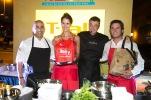 Tomas Olivera, Francisca Zuazola, Yann Yvin y Rodrigo Mardones (2)