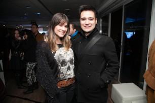 Veronica Calabi y Manuel Maira
