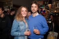 Katherine Werner y Juan Pablo Schafer