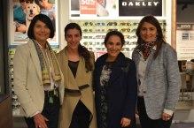 Lorena-Valenzuela,Andrea Jadue, Catalina Ibañez, Pamela Durruty