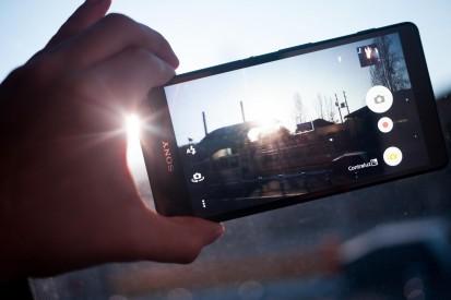 m4aqua Sony Xperia
