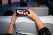 Nuevos celulares para selfies de Sony