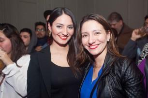 Stefanía Reyes y María Carolina Reyes