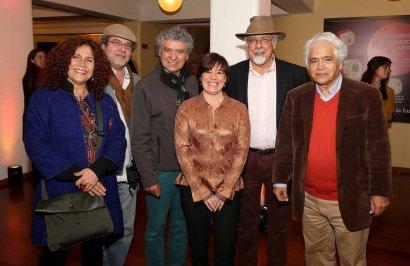 Cecilia Roccatagliata, Raúl Aliaga, Iranio Chávez, Sergio Bravo, Irene González, Roberto Bravo