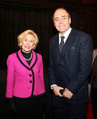 Mary Rose McGill, Enrique Escobar