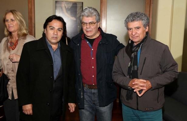 Tito Beltrán, Jaime Azócar, Iranio Chávez