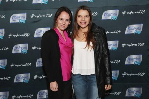 Alexandra Zurcher y Julieta Mancilla