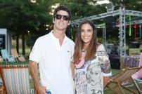 Carlos Pérez-Cotapos y Francisca Palavecino