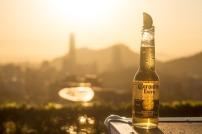 #CoronaSunsets, una puesta de sol desde lo más alto