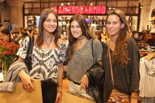 Rebeca Lathrop, Sara Braun, Josefina Guzman