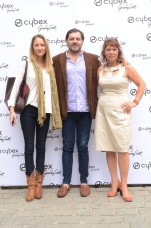Carla Rocca, Raimundo Encina, Paula Deimel