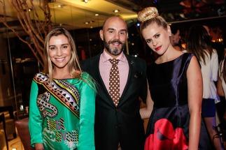 Daniela Urrizola, Fred Redondo, Eliana Albasetti (2)