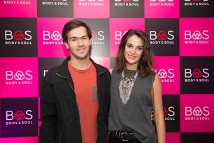 Felipe Ossandon e Isidora Amunategui