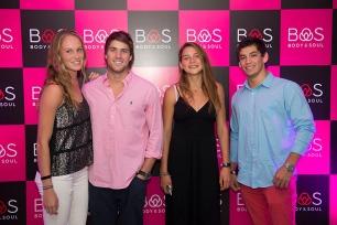 Nicola Torres, Rony Orchard, Antonia Jeame y Rodrigo Arevalo II