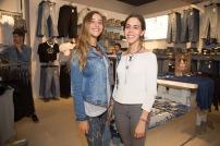 Camila Sandoval y Josefa Ballacey