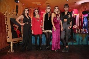 Ingrid Cruz, Maria Jose Illanes, Elisa Moro, Luz Prieto y Augusta Montt11548