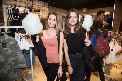 Macarena Santana y Paula Paschold