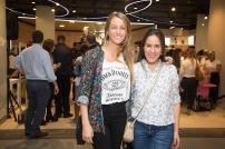 Valeria Traverso y Andrea Nasser