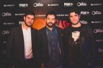 10. José Pedro Hargous, Sebastián Ureta, Lucio Rojas