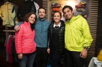 Carola Fresno, Tomas Ravanal, Catalina Garces y Javier Zavalaga (3)