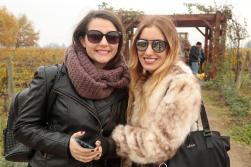 Magdalena Muller y Daniela Castro en Viña Anakena - Sun Monticello