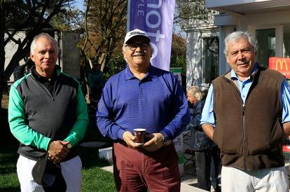 Fernando Salinas, Carlos Fuentes, Erick Ide