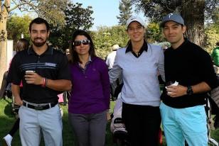 Hernan García, Monica Veloz, Paula Massanes, Jaime Martínez