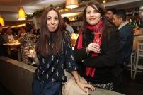 Celine Mahou y Carolina Freire