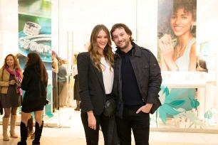 Francesca Inocentti y Tomás Claro