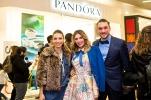 Jessica Abudinem, Eugenia Lemos y Oscar Mansilla
