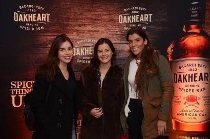 Luna Martinez, Daniela Estay, Camila Gaete