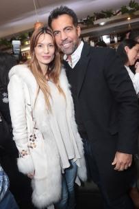 Paula Caballero y Felipe Viel
