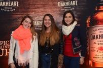 Rosario Callejas, Romina Genta, Javiera Gay