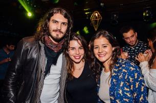 Santiago Errázuriz,Luna Martínes, Daniela Estay.