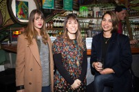 Javiera Bernales, Yael Shabtai y Noemi Selve