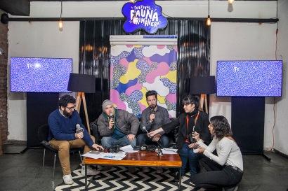 Line Up Primavera Fauna Radio Zero