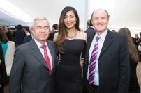 Fernado Siña, Carola Jorquera y Cristian Jijena-879x586