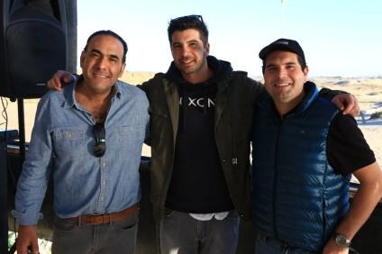 Gonzalo Achelat, Mario Velasco, Juan E. Prohens-1024x683