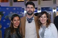 Veronica Montenegro, Hernán Coquet, Cindy Kompatzki.-1024x682