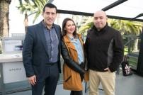 Felipe Gomez, Josefa Bernales y Jonathan Munizaga-1024x682